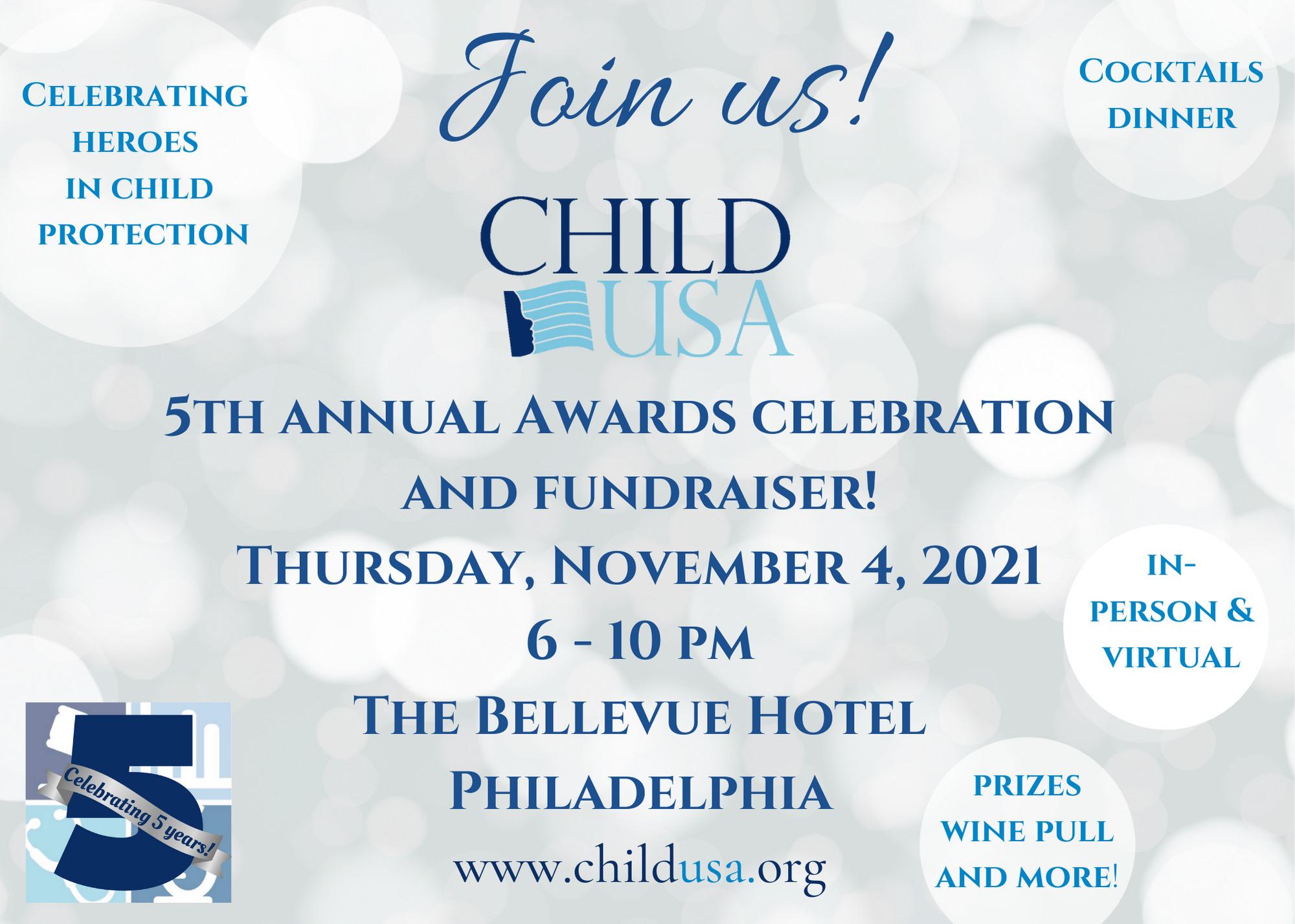 5th Annual Award Ceremony